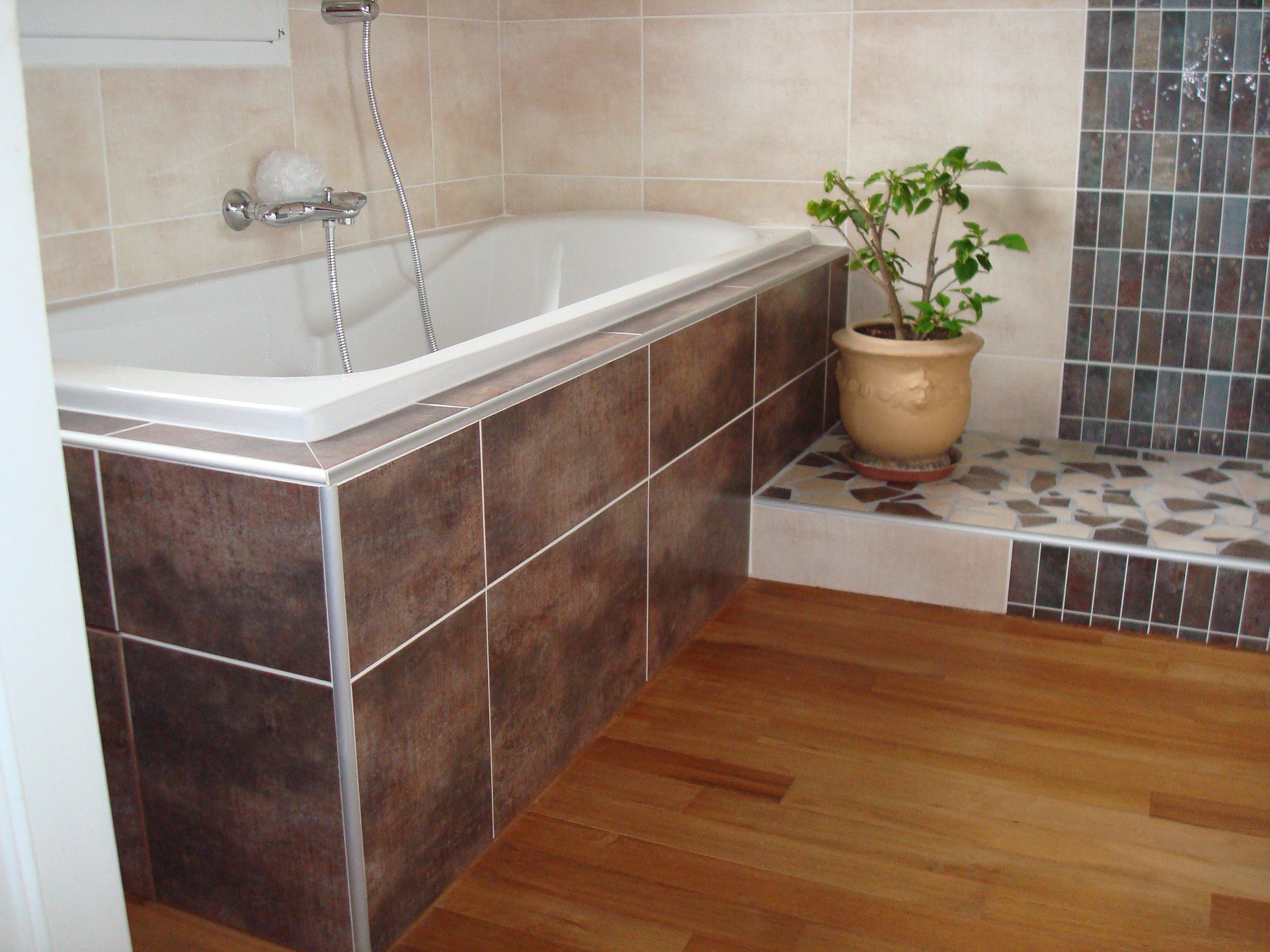 Salle de bain clé en main - Art & Créarion