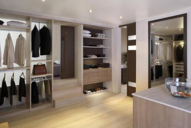 aménagement intérieur dressing personnalisé Art & Création