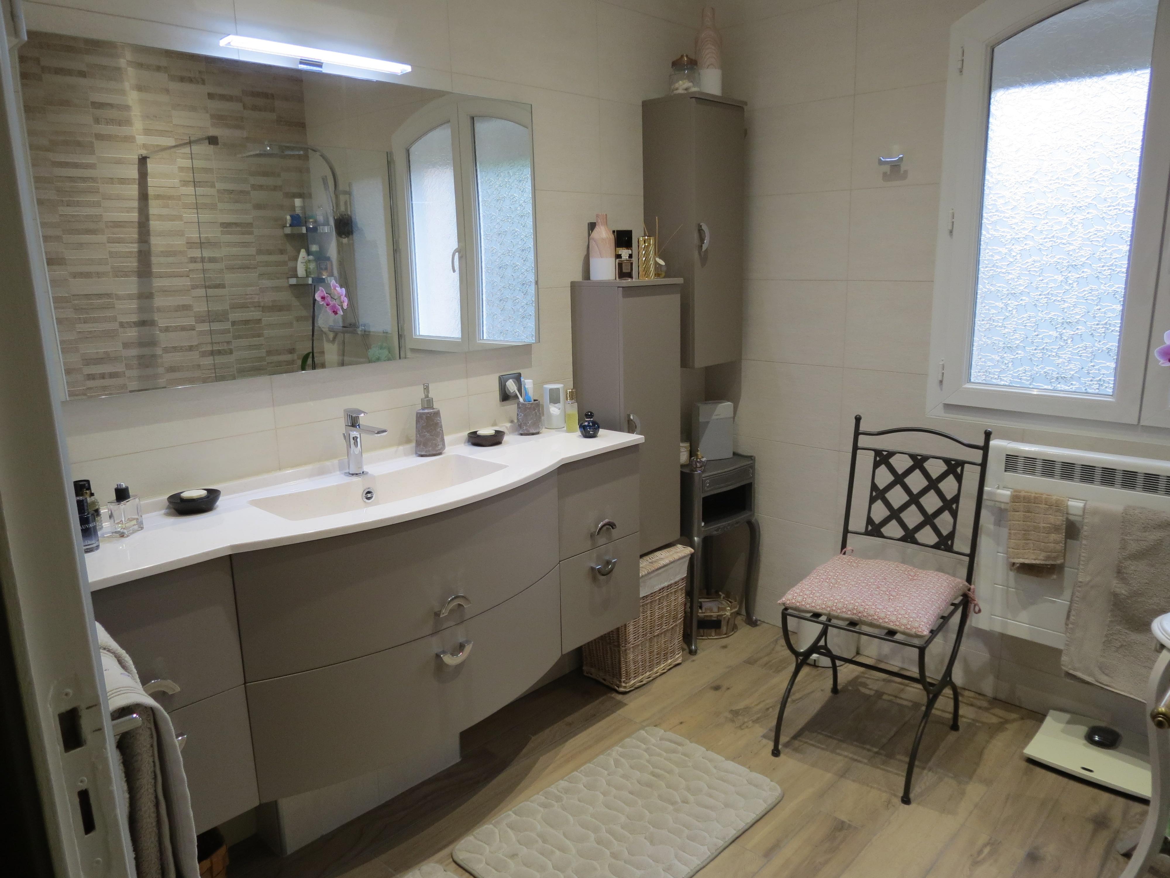 salle de bain design - Art & Création